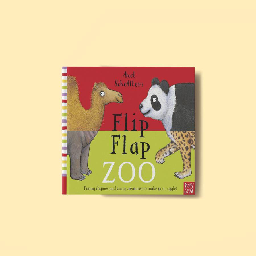 Flip Flap Zoo