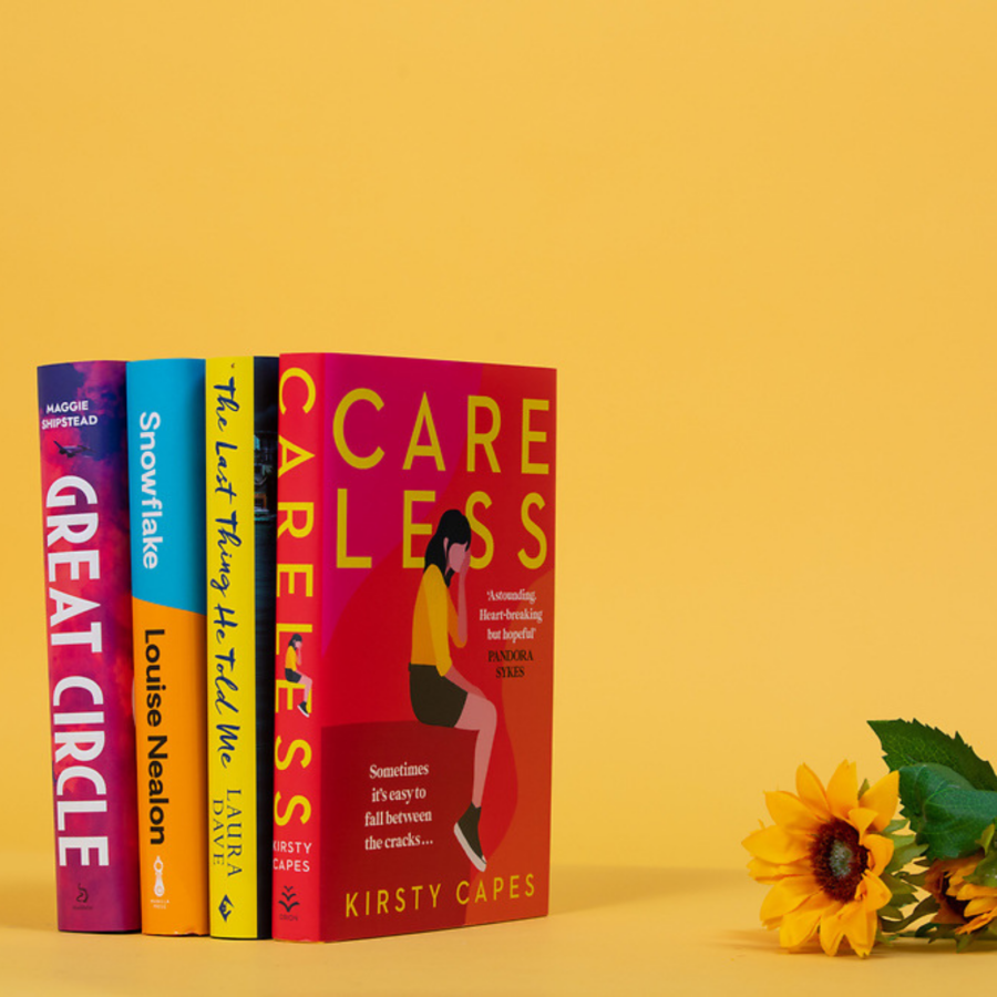 3 Book Bundle for Adults